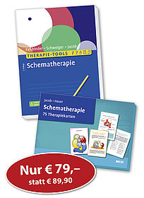 »Therapie-Tools Schematherapie« und »Schematherapie. 75 Therapiekarten«