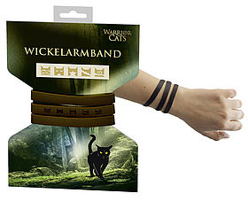Warrior Cats Wickelarmband