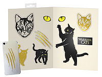 Warrior Cats - Laptop- und Handysticker