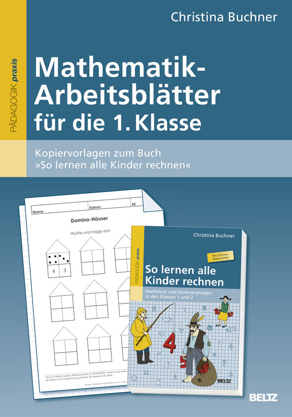Mathematik-Arbeitsblätter für die 1. Klasse - Kopiervorlagen zum ...