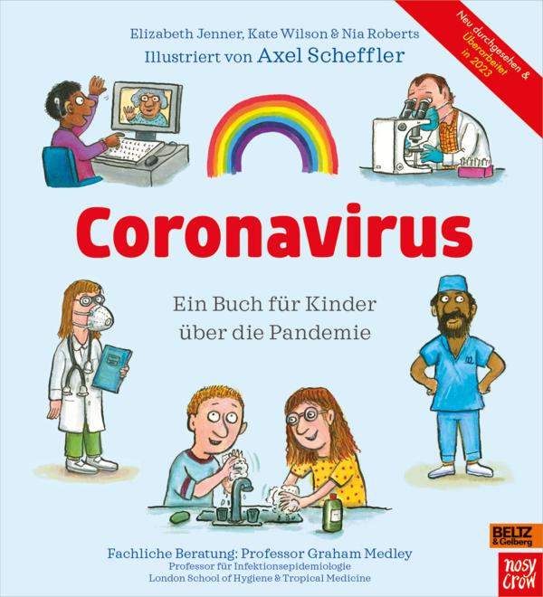Coronavirus: Ein Buch für Kinder