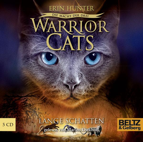 Warriors Dawn Erin Hunter: Die Macht Der Drei. Lange Schatten
