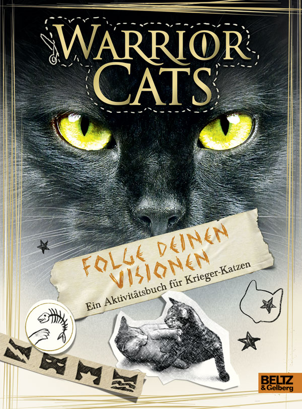 Warrior Cats Freundebuch