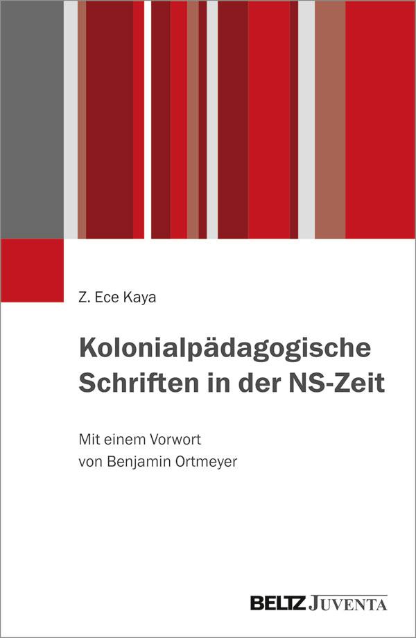 Umschlag »Kolonialpädagogische Schriften in der NS-Zeit«