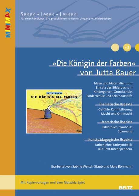 Die Königin der Farben« von Jutta Bauer - Download | Ideen und ...