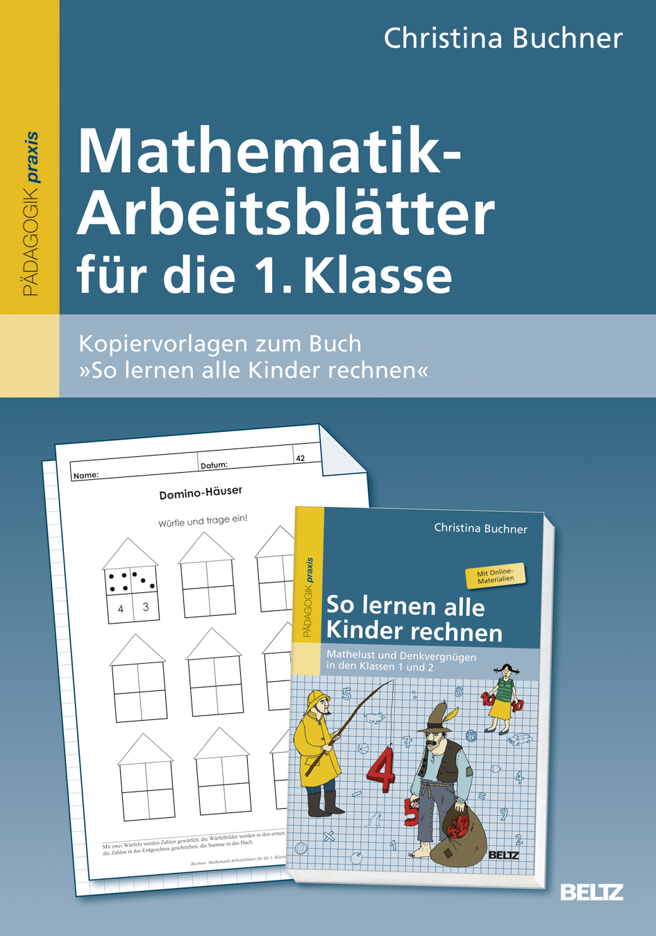 mathematik arbeitsbl tter f r die 1 klasse kopiervorlagen zum buch so lernen alle kinder. Black Bedroom Furniture Sets. Home Design Ideas