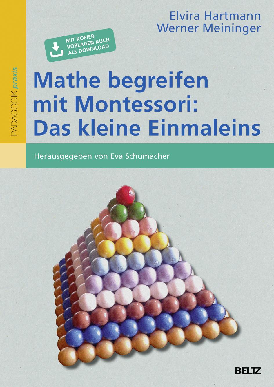 Mathe begreifen mit Montessori: Das kleine Einmaleins - Mit ...