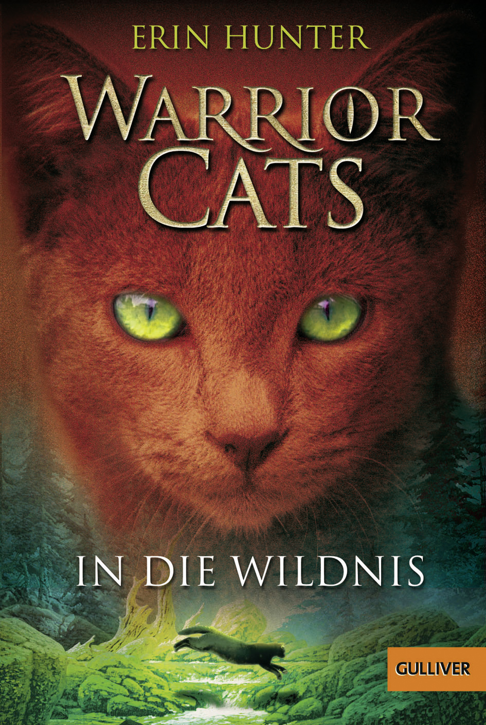 warrior cats in die wildnis i band 1 erin hunter beltz. Black Bedroom Furniture Sets. Home Design Ideas