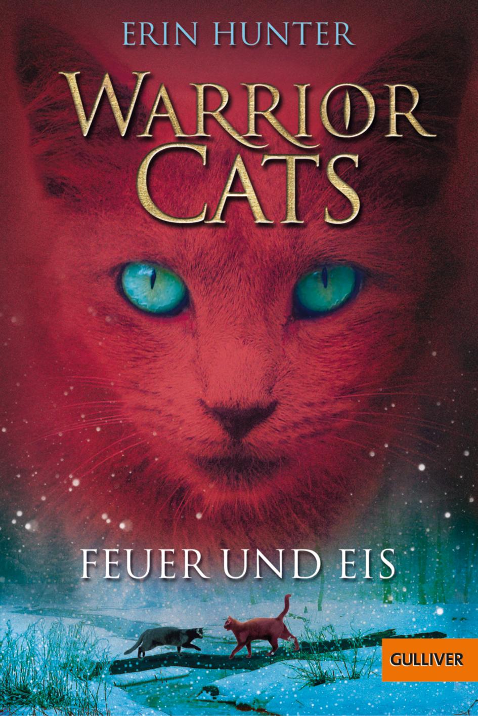 Warrior Cats Feuer und Eis von Erin Hunter (Rezension Review)