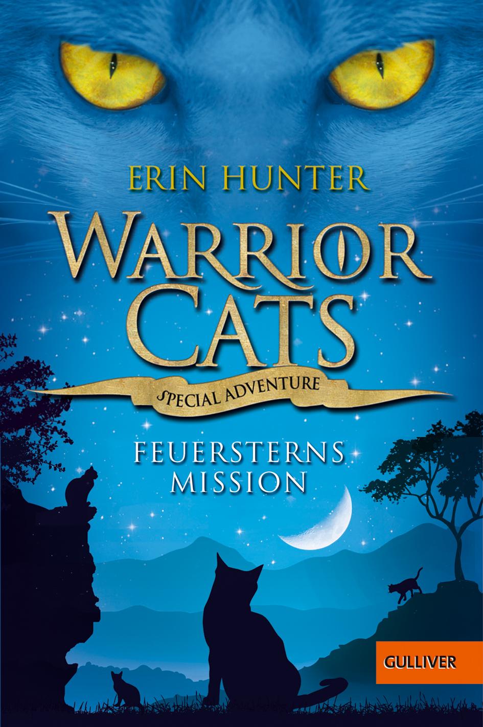 Warrior Cats Special Adventure