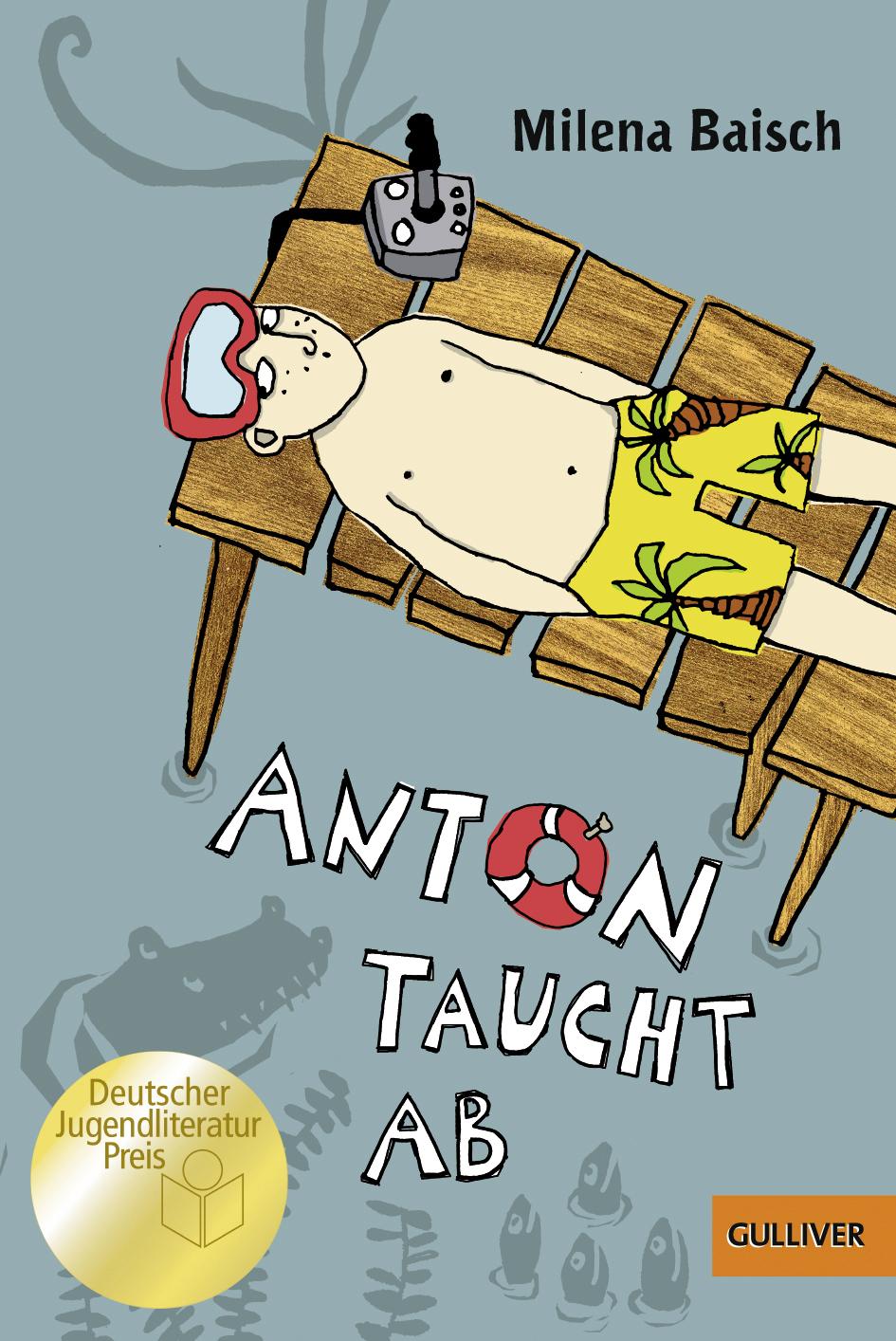 Anton taucht ab (Milena Baisch)