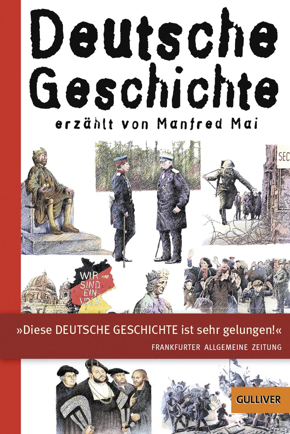 Deutsche Geschichte - - Manfred Mai | BELTZ