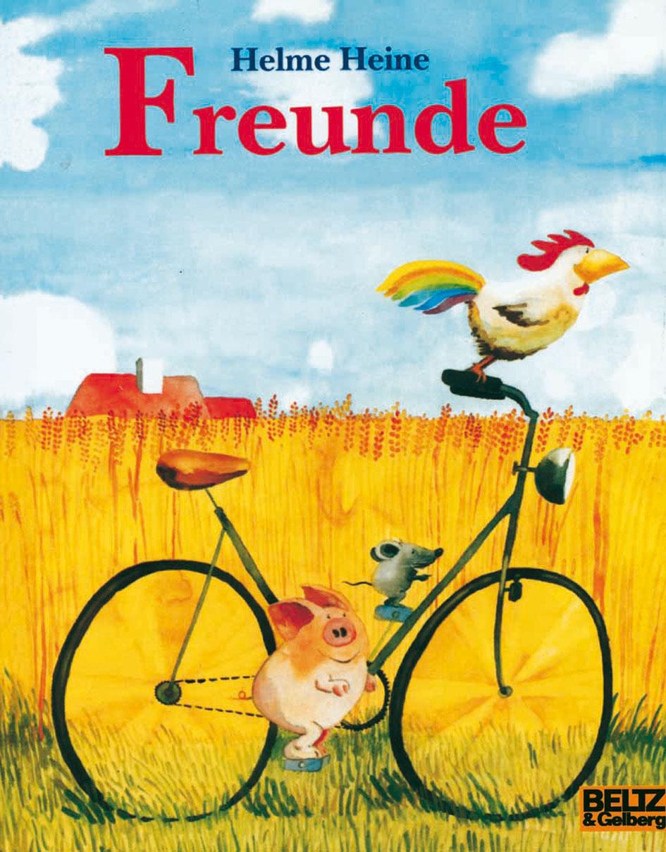 Freunde« von Helme Heine - Download | Ideen und Kopiervorlagen zum ...