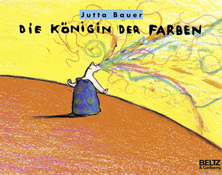 Farben Im Kindergarten Ideen die königin der farben« von jutta bauer - download | ideen und