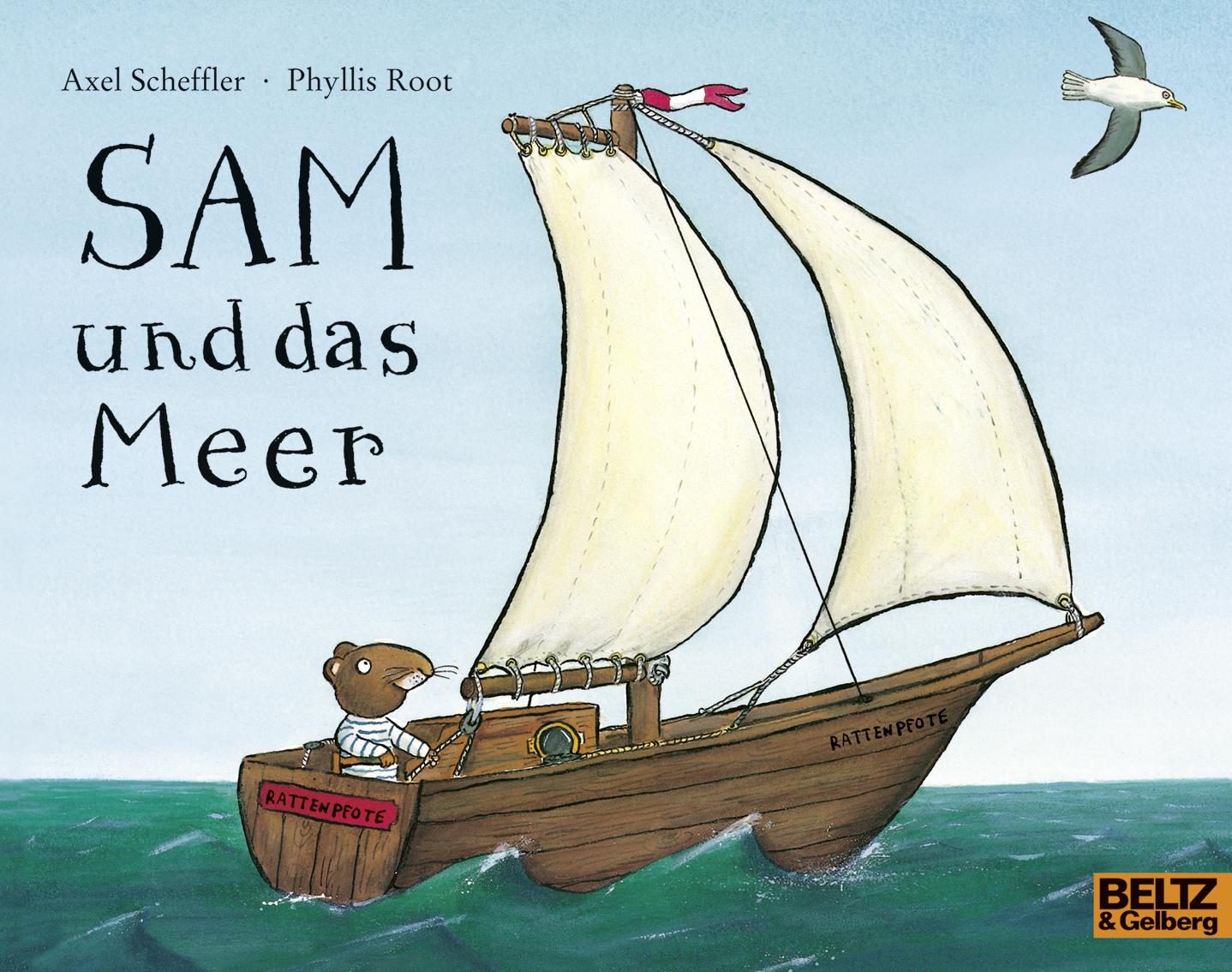 Sam und das Meer - Bilderbuch - Axel Scheffler, Phyllis Root | BELTZ