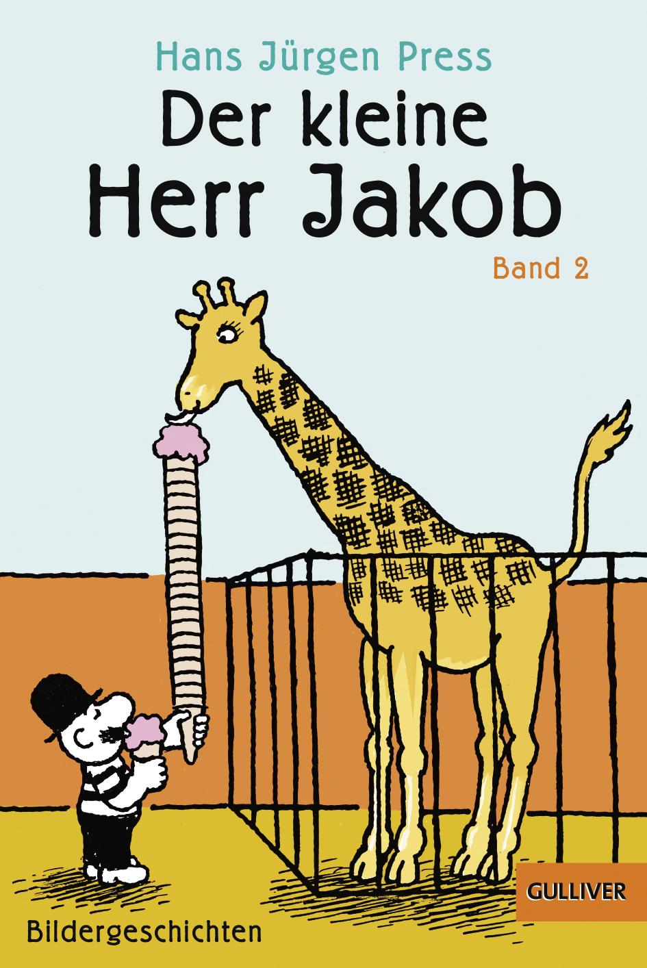 Ausmalbilder Wurst: Der Kleine Herr Jakob. Band 2