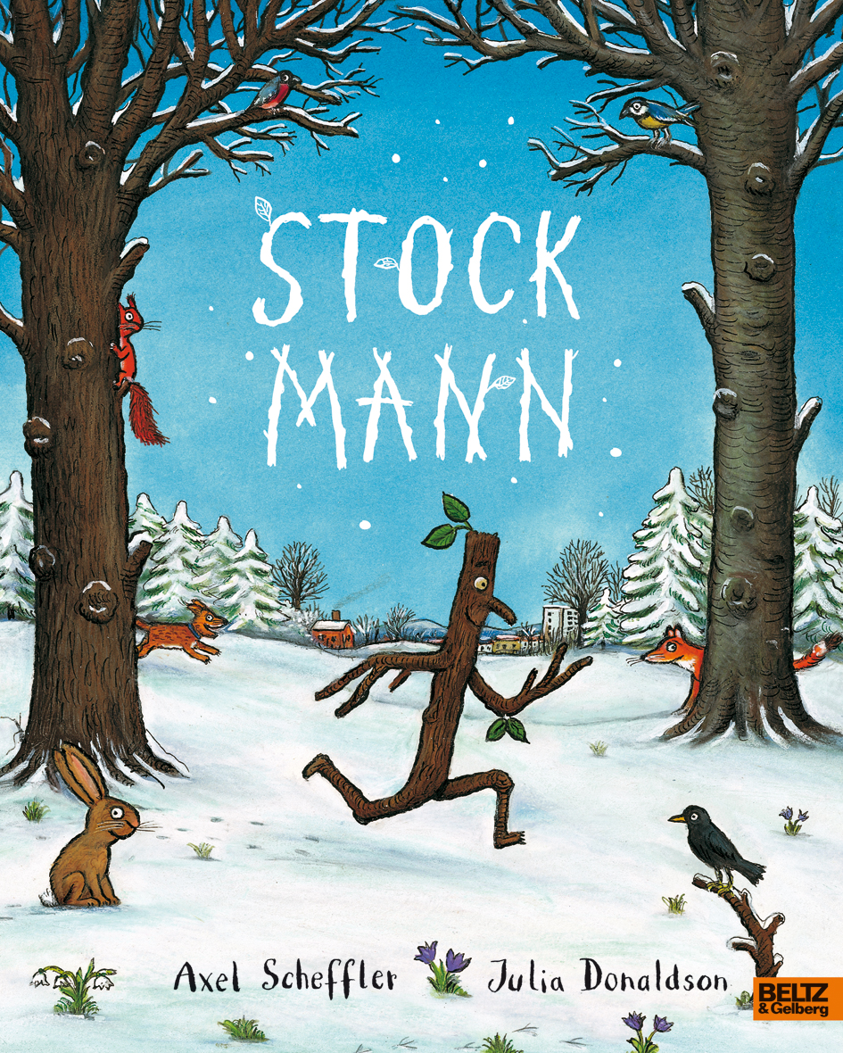 Stockmann - Vierfarbiges Bilderbuch - Axel Scheffler, Julia ...