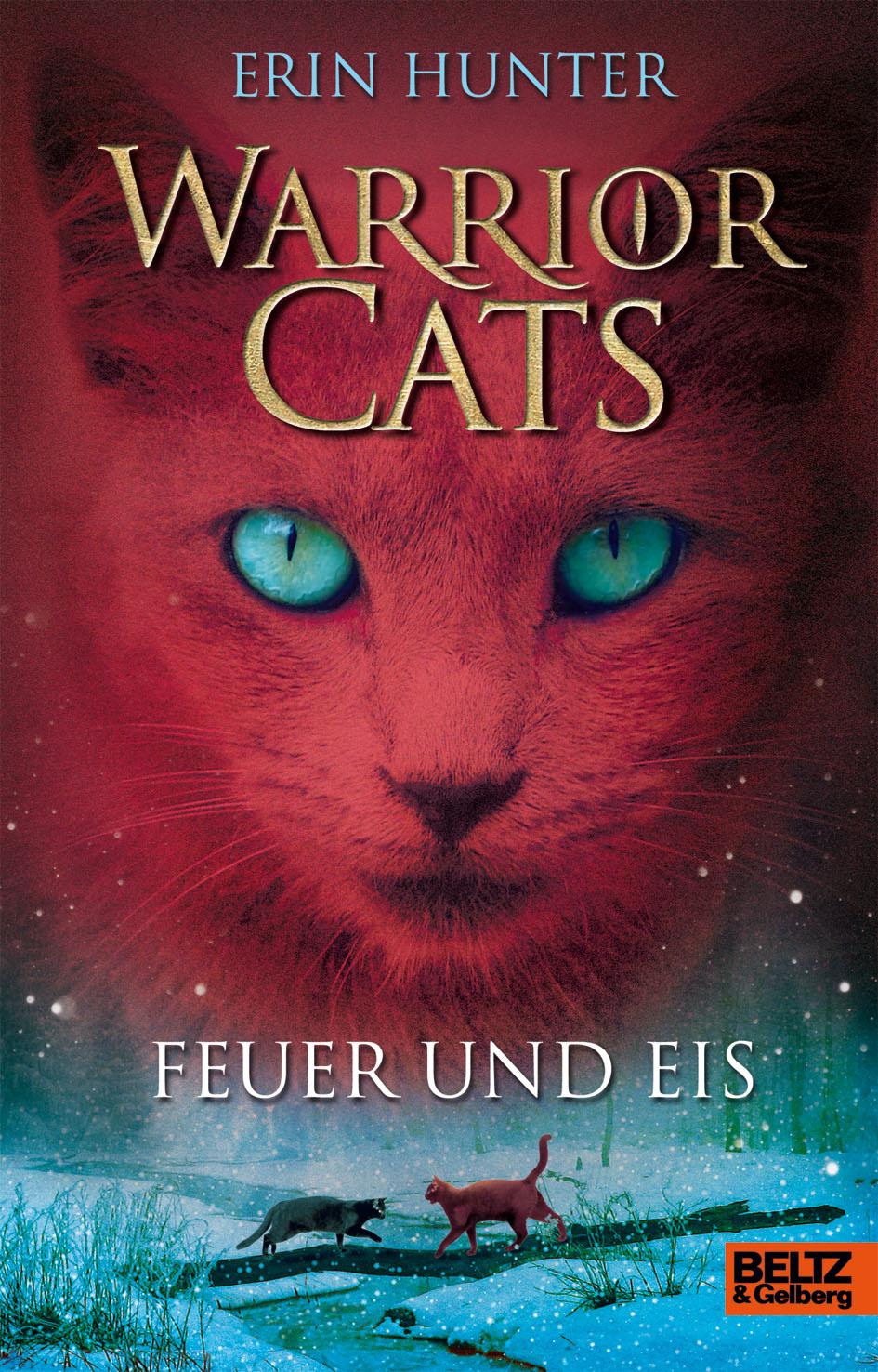 Buch Warrior Cats