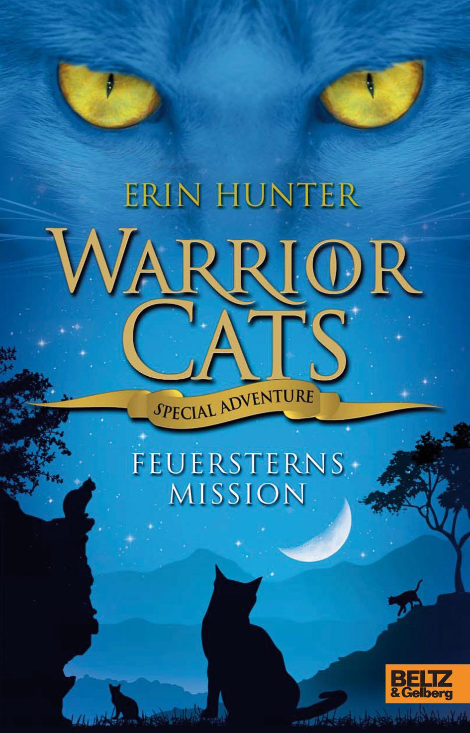 Special Adventure Warrior Cats