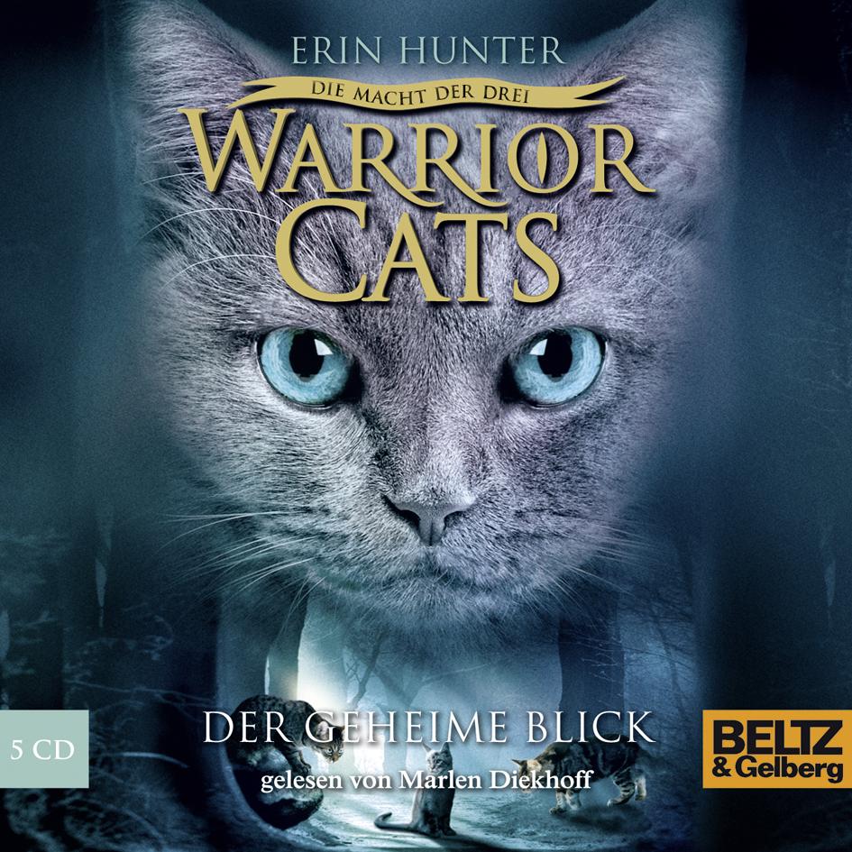 Warriors Dawn Erin Hunter: Die Macht Der Drei. Der Geheime Blick