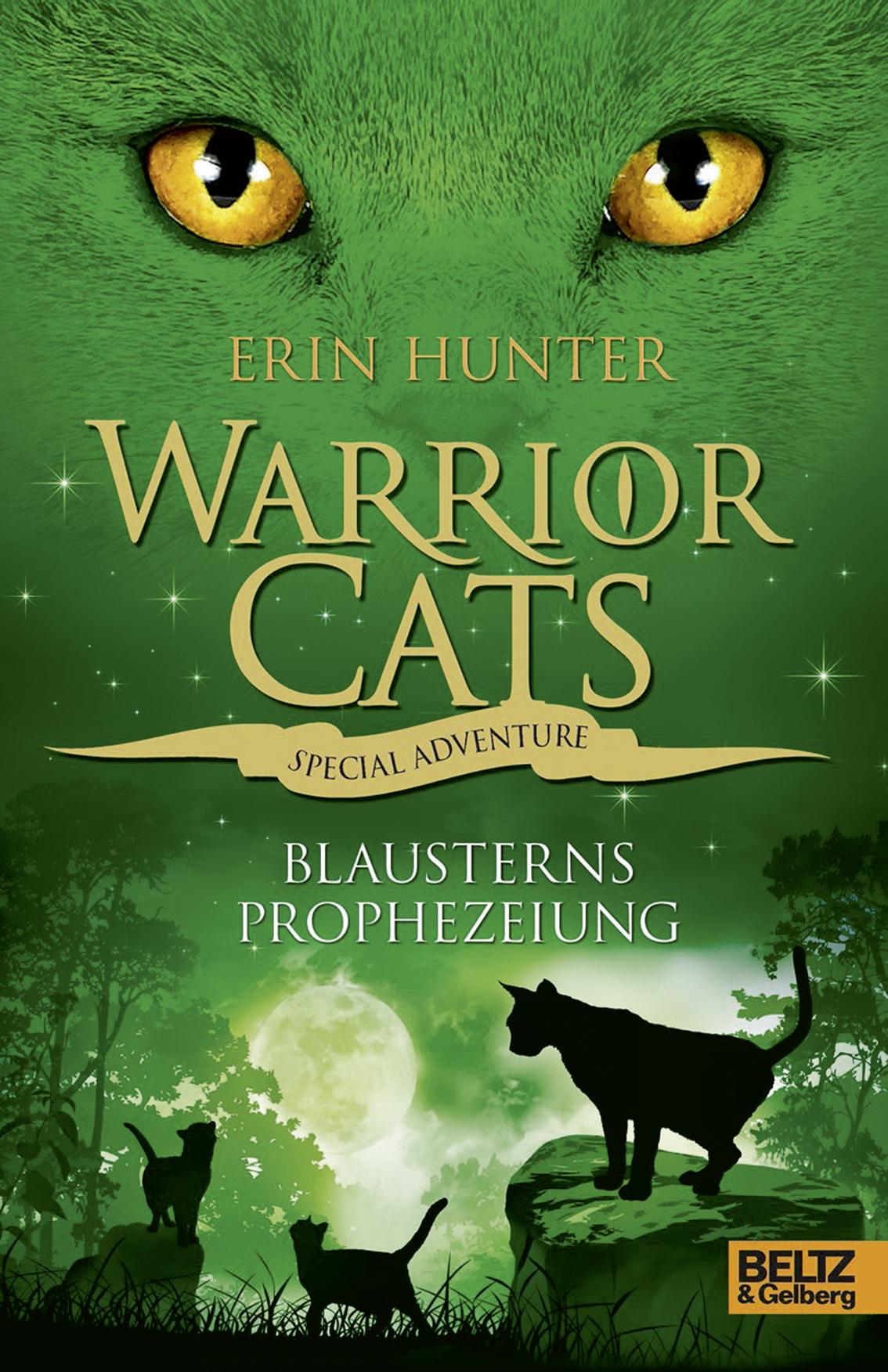 Erin Hunter Warrior Cats Merchandise