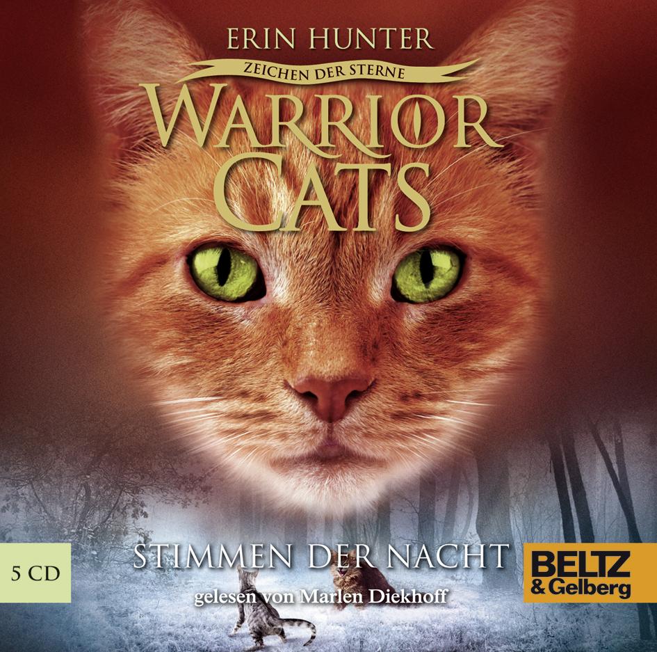 Warriors Erin Hunter Book 5: Zeichen Der Sterne, Stimmen Der Nacht