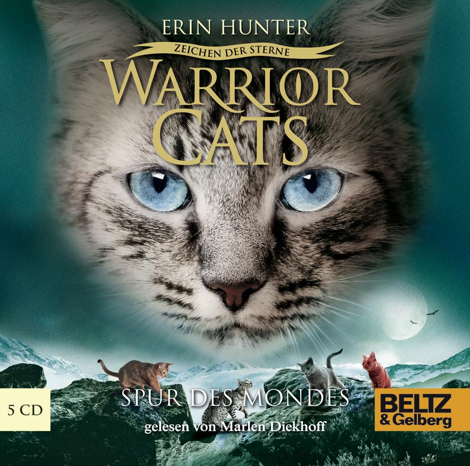 Warriors Erin Hunter Book 5: Zeichen Der Sterne. Spur Des Mondes