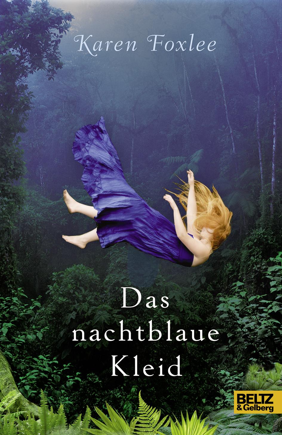 Das nachtblaue Kleid von Karen Foxlee