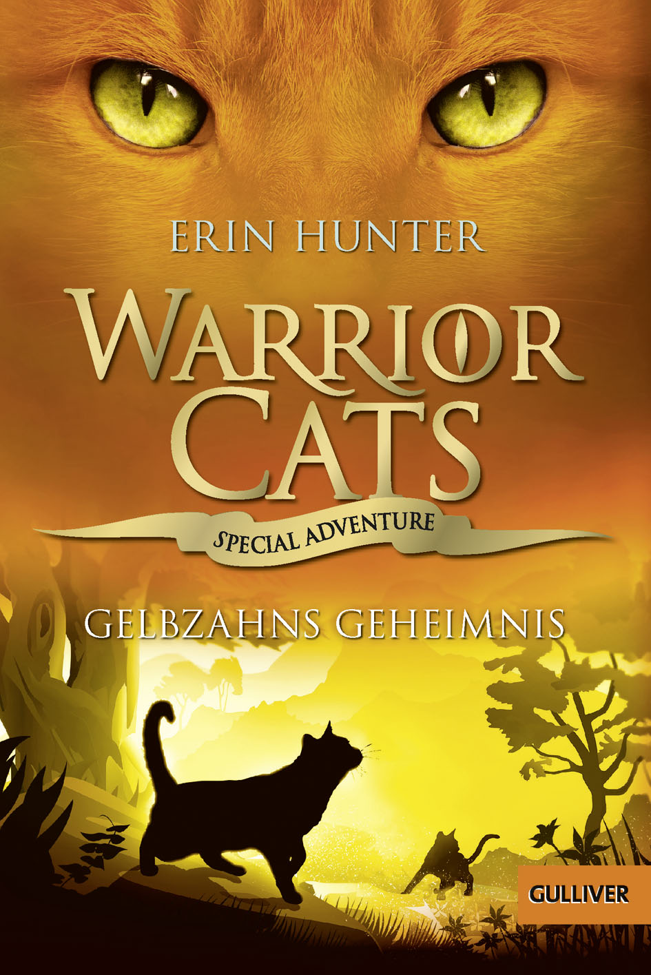 warrior cats special adventure gelbzahns geheimnis erin hunter beltz. Black Bedroom Furniture Sets. Home Design Ideas