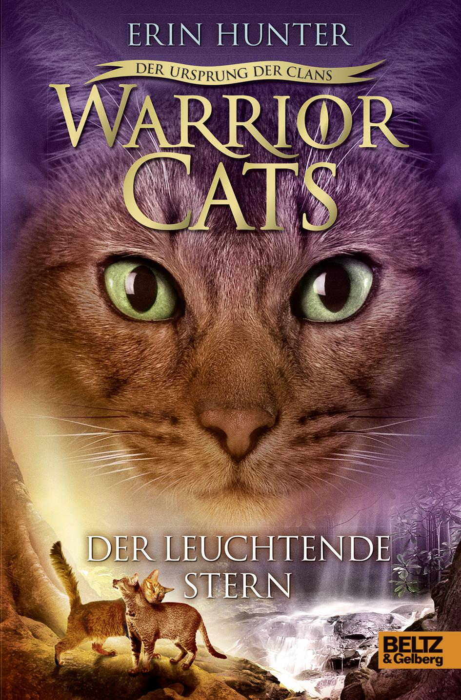 Warrior Cats Bücher