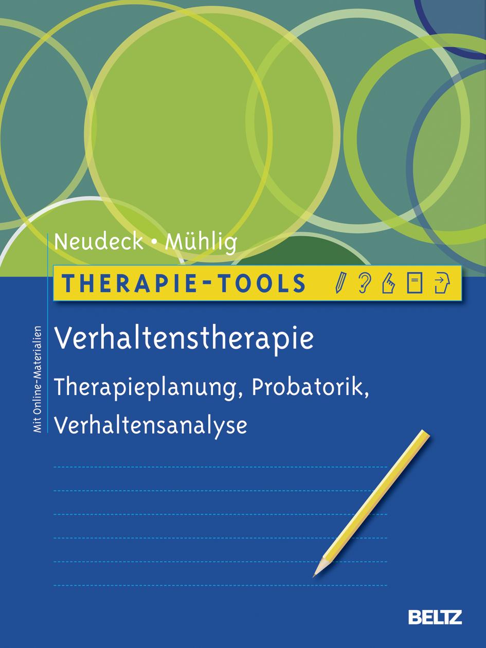 Therapie-Tools Verhaltenstherapie - Therapieplanung, Probatorik ...