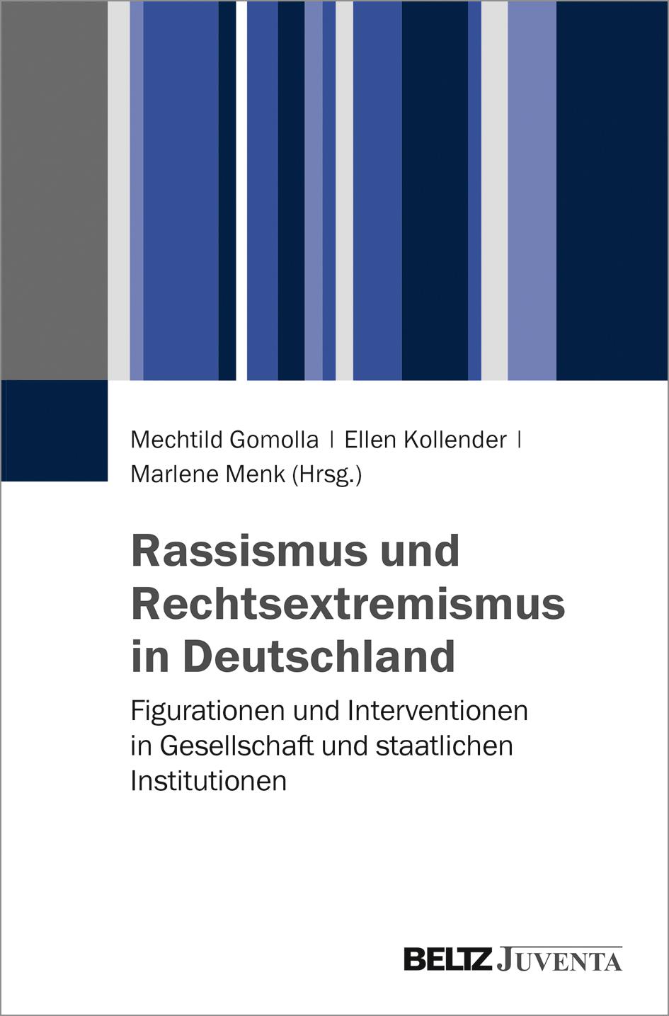 Cover: Rassismus und Rechtsextremismus in Deutschland