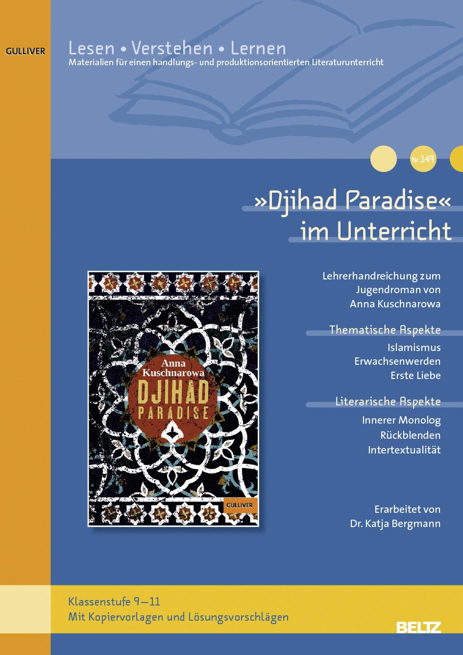 Djihad Paradise« im Unterricht - Download | Lehrerhandreichung zum ...